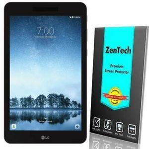 2X LG G Pad 7.0 - ZenTech Clear Screen Protec